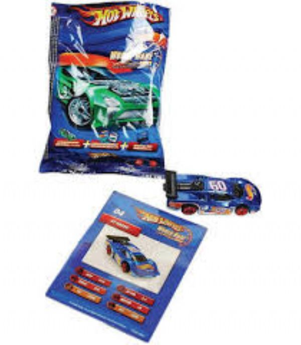 Sobres 3D Hot Wheels Mistery Models