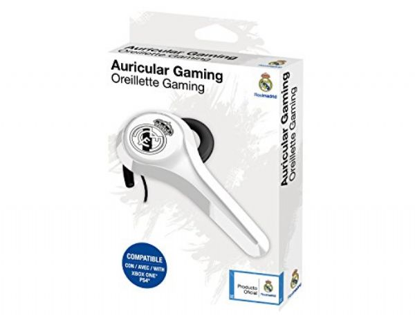 Auricular gaming Real Madrid con cable