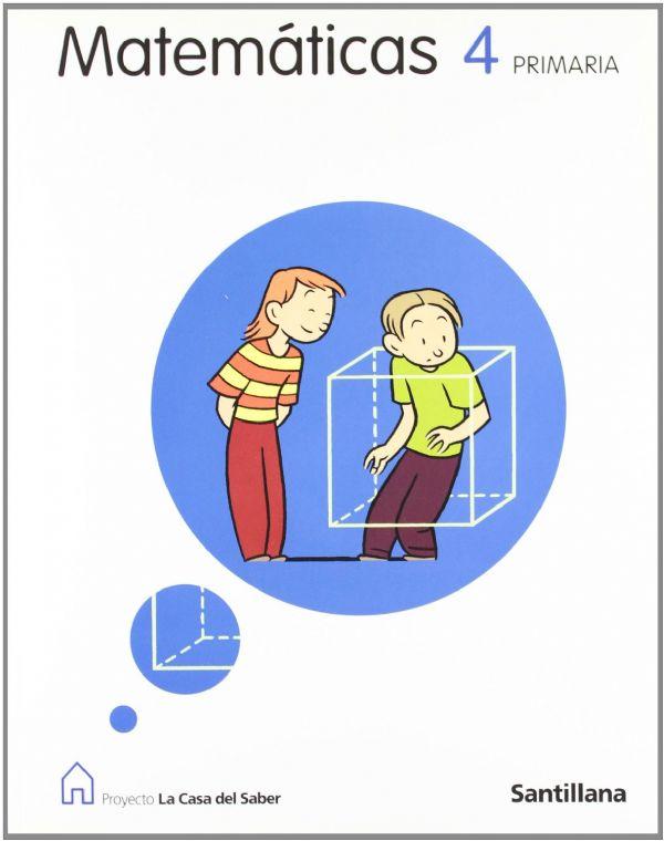 Matem ticas trimestral 4 primaria mochila ligera 12 de descuento - Casa del libro telefono gratuito ...