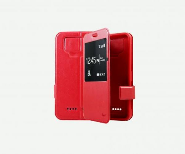 Funda Universal Movil Fashion Roja