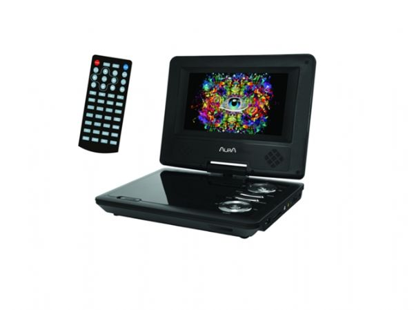 Reproductor DVD portatil DV16 AURA