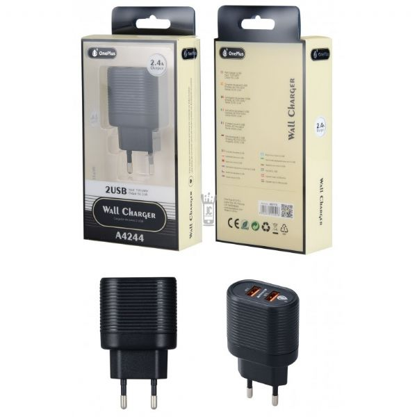 Wall Charger 2USB A4244