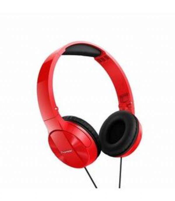 Auriculares Pioneer Pure Sound Se-Mj503-R Rojos - Drivers 30