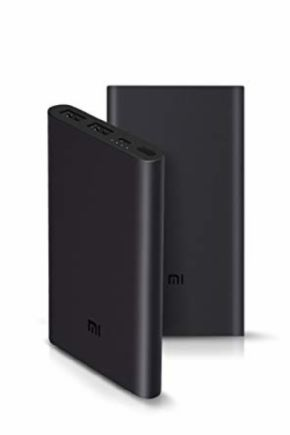 Bateria power bank 2S1000MAH negro