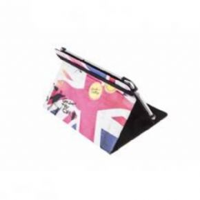 Funda universal tablet Silver HT estampada London