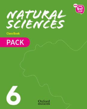 NATURAL SCIENCE 6 PRIMARY COURSEBOOK PACK NEW THINK DO LEARN