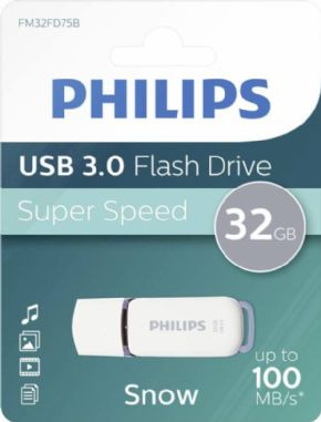 Memoria USB Philips 32GB 3.0, Super Speed, Canon Digital Incluido de 0,29€