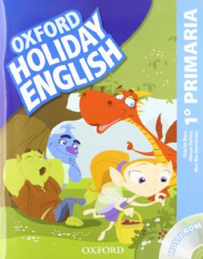 1º PRIMARIA OXFORD HOLIDAY ENGLISH
