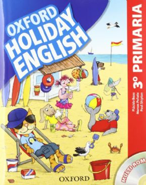 3º PRIMARIA OXFORD HOLIDAY ENGLISH
