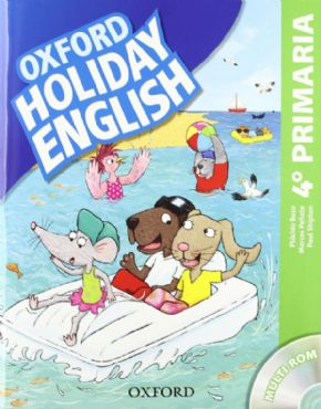 4º PRIMARIA OXFORD HOLIDAY ENGLISH