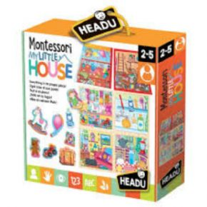MONTESSORI MY LITTLE HOUSE, TODO EN SU SITIO