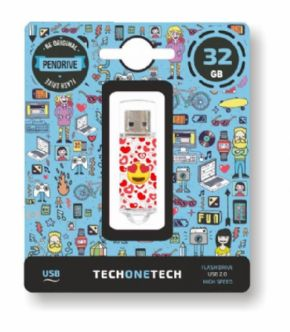 Memoria USB 32GB Heart eyes Canon Digital Incluido de 0,29 €
