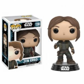 Figura - Funko Pop! Jyn Erso (Niña), Star Wars: Rogue One