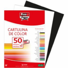 Pack 50 color blanco 180g