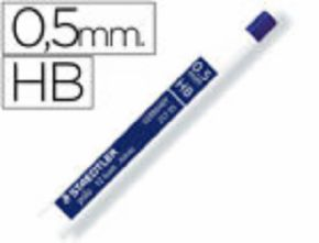 12 Minas STAEDTLER Polo 0.5mm HB