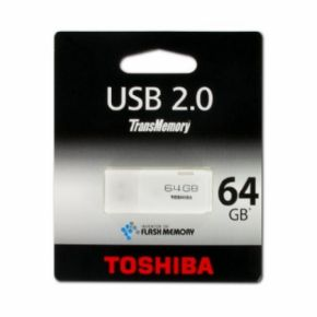 USB 2.0 64GB TOSHIBA, Canon Digital Incluido de 0,29€
