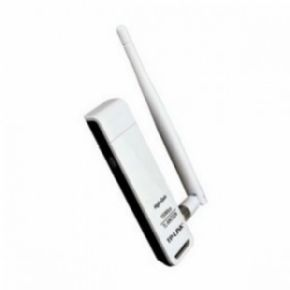 Adaptador USB High Gain Wireless 150Mbps  TP-LINK