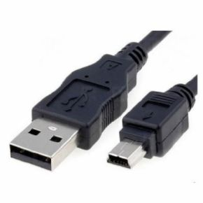 Cable USB 2.0 A/M-Mini Usb 5 PIN/MM, 4.5M