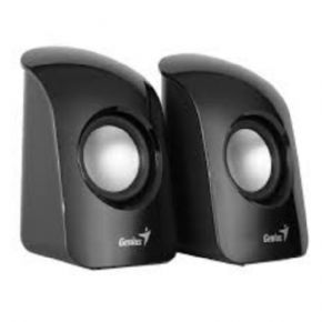 Altavoces Genius SP-U115 color negro