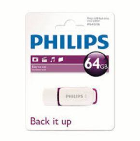 Memoria USB 64GB PHILIPS, Canon Digital Incluido de 0,29€