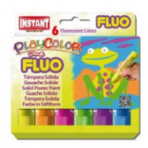 PlayColor One Fluo 6 colores diferentes