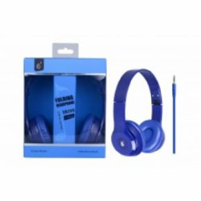 Auricular plegable EB200 3.5 mm Azul