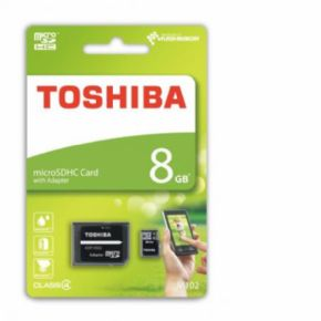 Micro SDHC Card TOSHIBA 8 GB Canon Digital Incluido de 0,29€