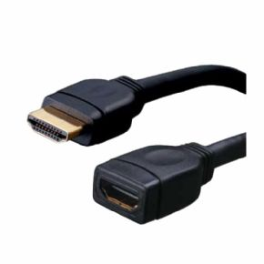 Cable HDMI Prolongador V1.3, A/M-A7H, 2.0m