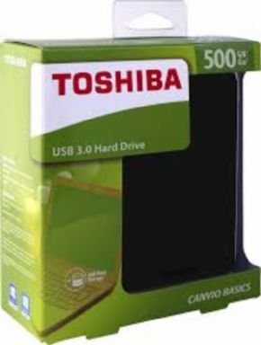 Toshiba Canvio 500 GB