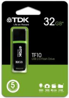TDK TF 10 32 GB Canon Digital Incluido de 0,29€