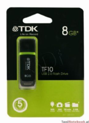 Memoria USB TDK 8GB, Canon Digital Incluido de 0,29€