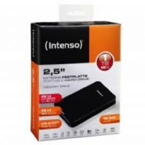 Disco Duro Intenso 1TB 3.0, Canon Digital Incluido de 7,80€