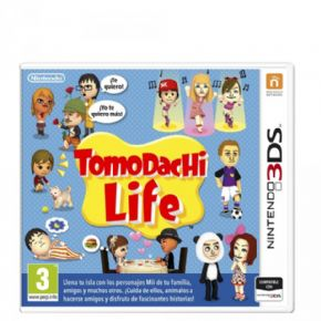 Tomodachi 3DS