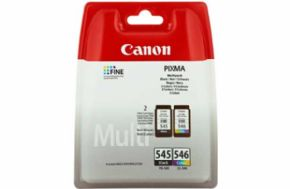 Canon 545 y 546 pack original