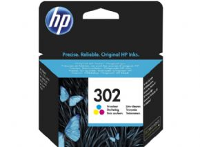 Cartucho HP 302 Negro Original