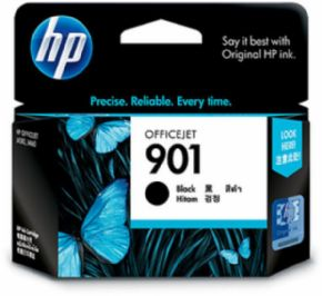 Cartucho HP 901 Negro Original