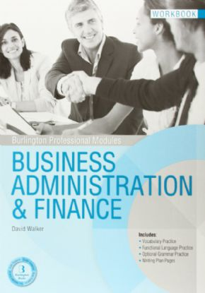 BUSINESS ADMINISTRATION & FINANCE WORKBOOK