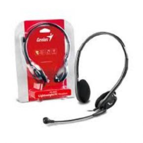 Auriculares Lightweight PC HS-200C