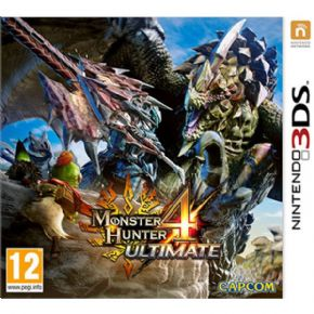 Monster Hunter 3DS