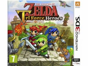 Zelda TriForce Heroes Nintendo 3DS