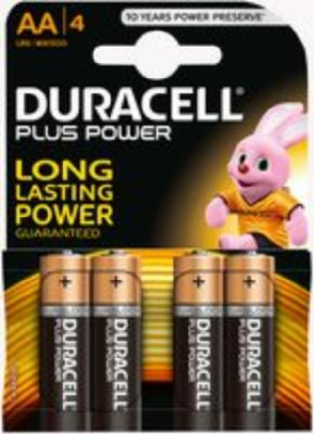 Pila AA Duracell Plus power
