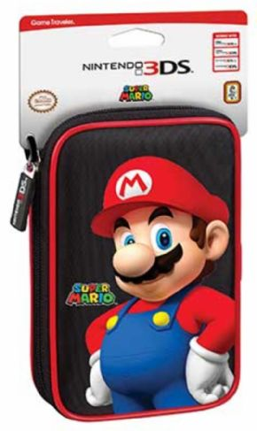 Funda NEW 3DS Super Mario