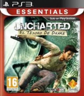 Uncharted El Tesoro de Drake PS3