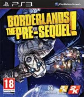 Borderlands the pre-sequel PS3
