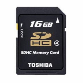 Toshiba 16GB SDHC Card N102