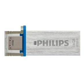 Dual Micro USB - USB 3.0 Philips 16GB, Canon Digital Incluido de 0,29€