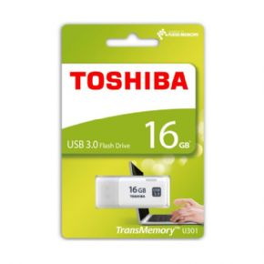 Memoria USB TOSHIBA 16GB U301, Canon Digital Incluido de 0,29€