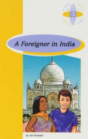 A Foreigner in India