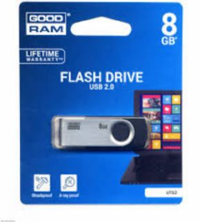 Memoria USB GoodRAM 8GB, Canon Digital Incluido de 0,29€