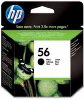 Cartucho HP 56XL  Negro